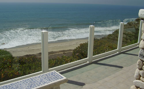 Glass Fence Contractor Orange County Ca Glass Deck