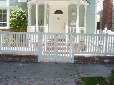 Best Vinyl Rail Fencing