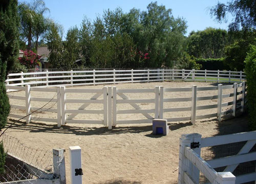 Imitation Polyvinyl Fences