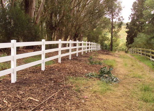 Premium Quality Vinyl Fences