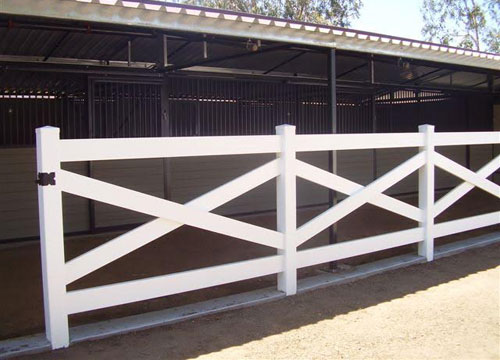 Equestrian Fence Services